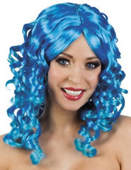 Cocktail Wig - Icy Blue