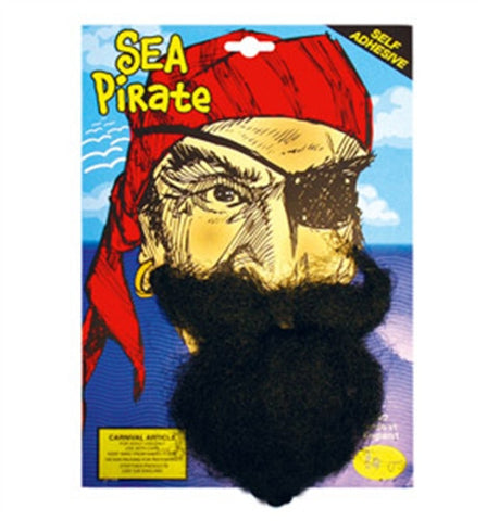 Sea Pirate Black Beard | Mr Crumble's Party Shop