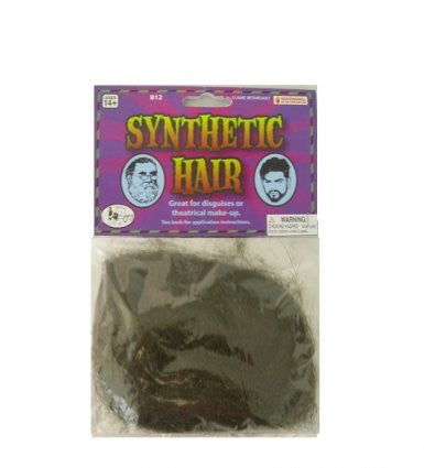 Synthetic Hair - Brown