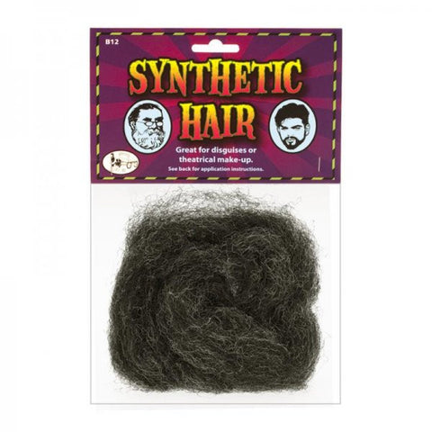 Synthetic Hair - Grey