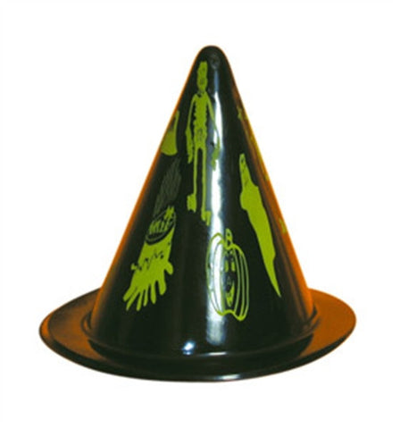 Witch Hat Printed Design