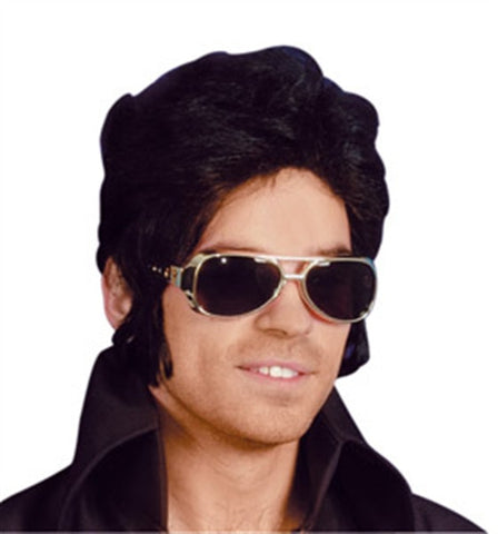 Elvis Style Specs - Silver