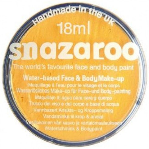 Snazaroo: 18ml Yellow