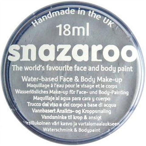 Snazaroo: 18ml Light Grey