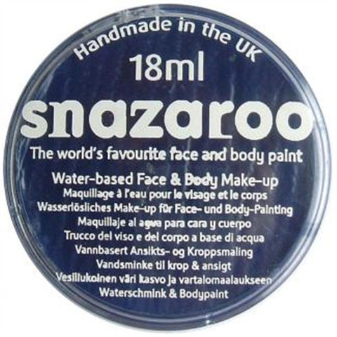 Snazaroo: 18ml Dark Blue