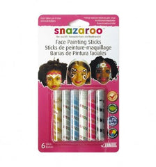 Girls Face Painting Sticks