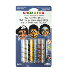 Boys Face Painting Sticks