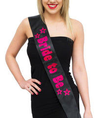 'Bride to Be' Sash