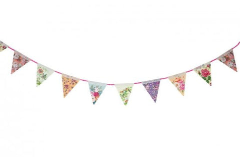 Utterly Scrumptious Bunting
