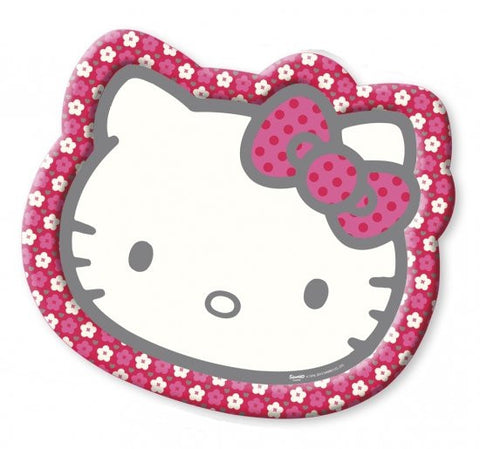 8 Hello Kitty Paper Plates