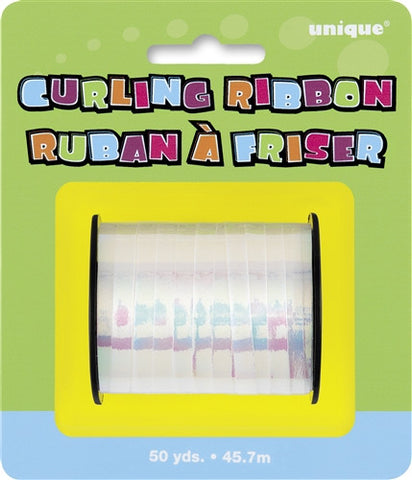 Curling Ribbon - Iridescent