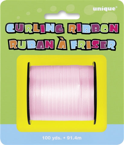 Curling Ribbon - Pastel Pink