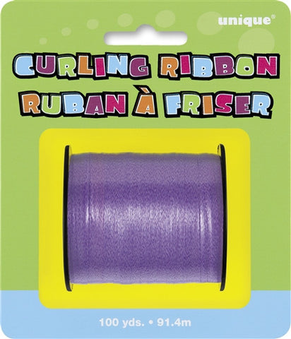 Curling Ribbon - Purple