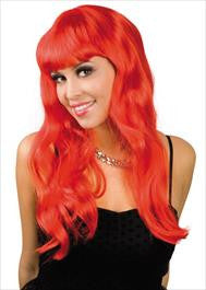 Red Chique Wig