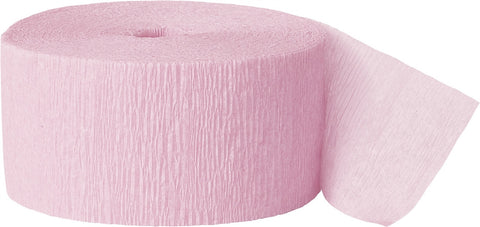 Crepe Roll Pink