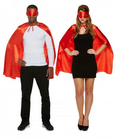 Instant Super Hero Kit - Red
