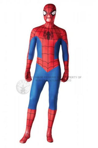 2nd Skin - Spiderman