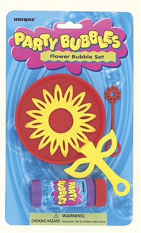 Flower Bubble Set