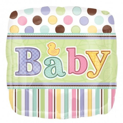 Foil Balloon - Tiny Bundle Baby Shower