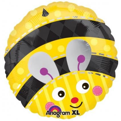 Foil Balloon - Cute Bumble Bee