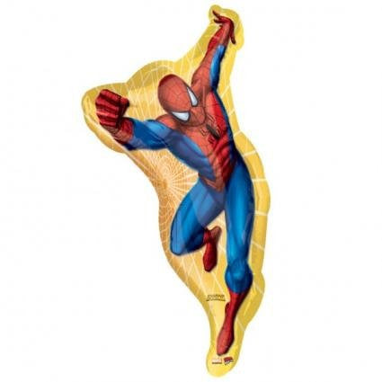 Spiderman - Supershape Foil Balloon
