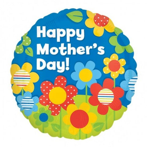 Happy Mother's Day (Bright) - Foil Balloon