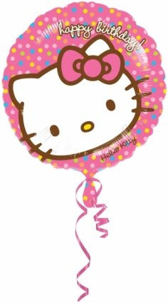 Hello Kitty - Foil Balloon