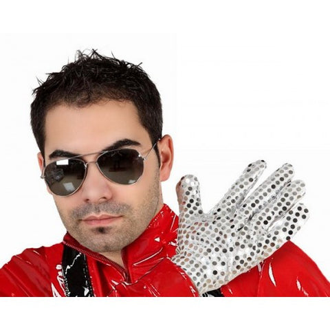 Party Glasses - Pop Star with Glove