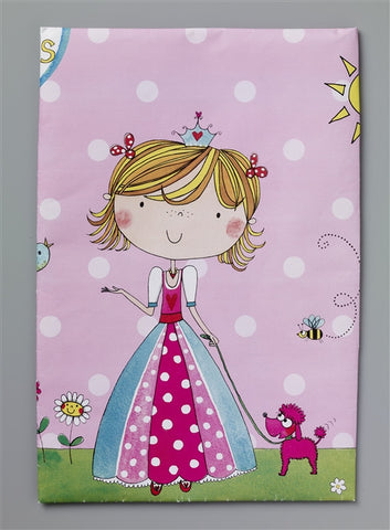 Princess Plastic Tablecover