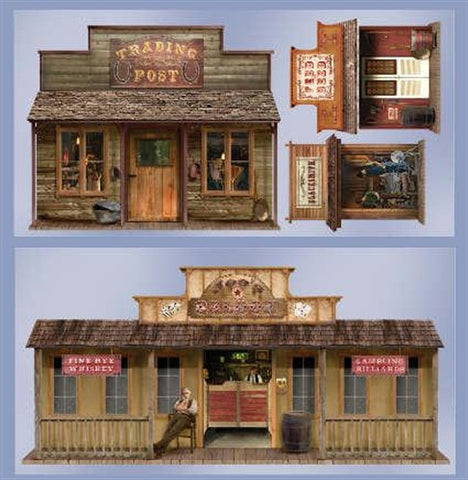 Wild West - Town Props