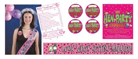 Hen Party Goodies Pack