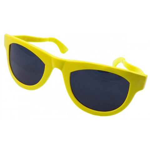 Party Glasses - Neon Yellow