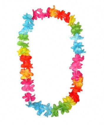 Multi Coloured Lei