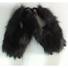 Animal Claws (Feet Covers) Black