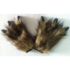 Animal Claws (Hand Covers) Brown