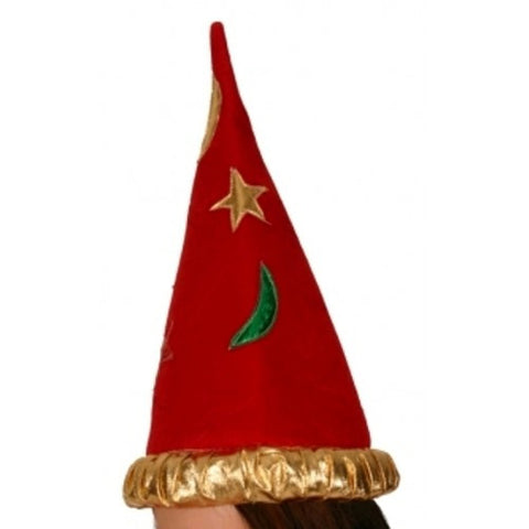 Wizard Hat (red)