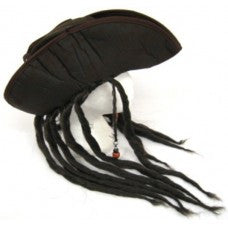 Jack Sparrow Style Pirate Hat
