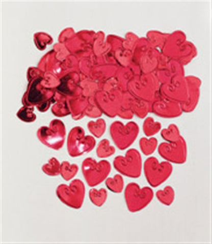 Loving Hearts Table Confetti