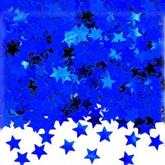Blue Stardust Table Confetti