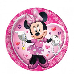 10 Minnie Mouse Plates