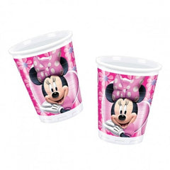 10 Minnie Mouse Cups