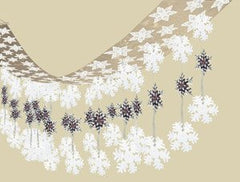 Ceiling Decoration - Let It Snow
