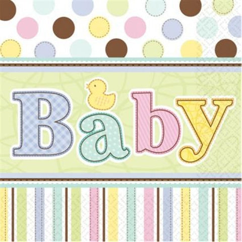 Baby Shower - Napkins