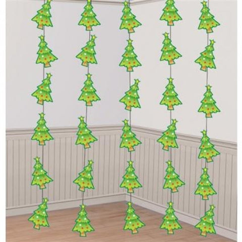 String Decoration - Christmas Trees