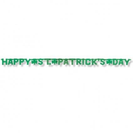 Happy St. Patrick's Day - Banner
