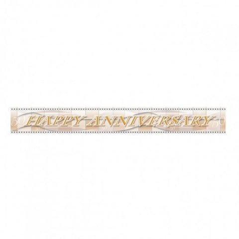 Banner - Happy Anniversary