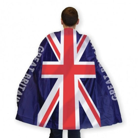 Great Britain - Body Cape
