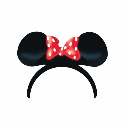 Minnie Mouse Ears - Headband