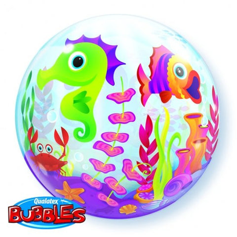 Bubble - Fun Sea Creatures