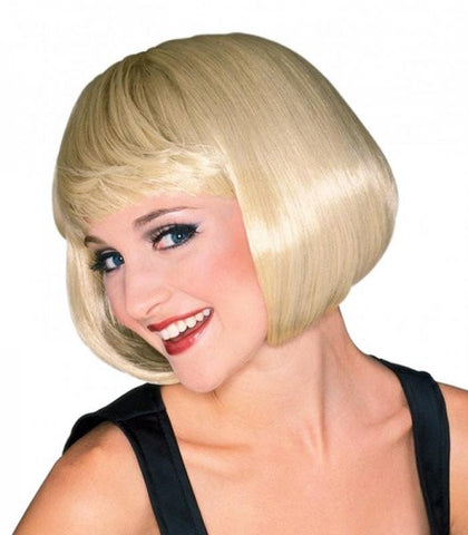 Supermodel (Babe) Blonde Wig